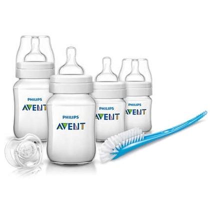 Avent Classic Plus Newborn Starter Set