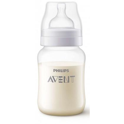 Avent Classic Plus Monkey Design Bottle 9oz/260ml Single Pack