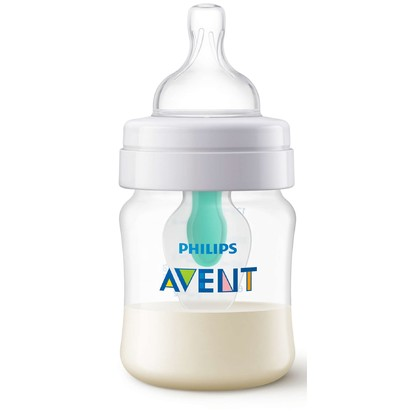 Avent Anti-Colic AirFree Vent 4oz/125ml Bottle Twin Pack