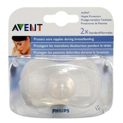 Avent Nipple Protectors Standard (21mm)