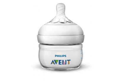 Avent Natural Newborn Bottle 2oz/60ml Single Pack (ETA 21 OCT)