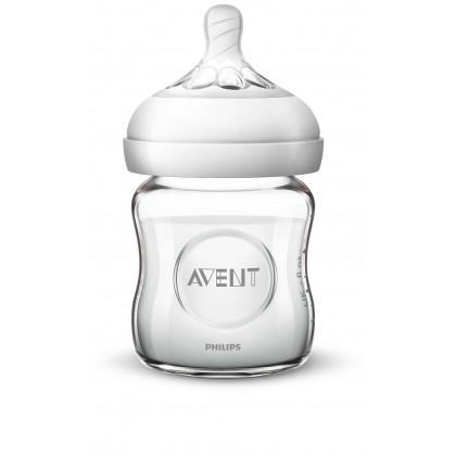 Avent Natural Glass Bottle 4oz