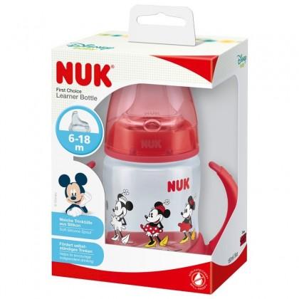 NUK First Choice Disney Learner Bottle 150ml