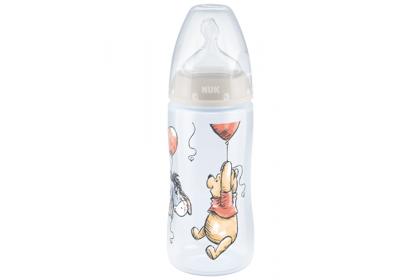NUK First Choice+ Disney Winnie The Pooh 300ml Bottle