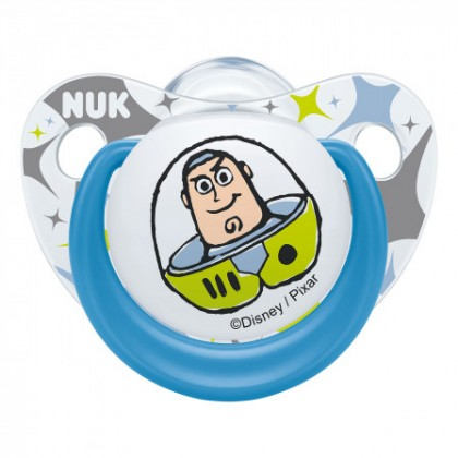 NUK Toy Story (6-18) months Soothers