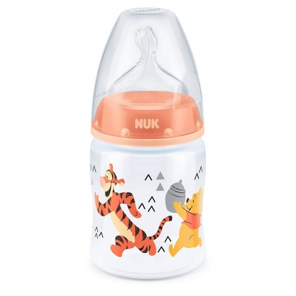 NUK First Choice+ 150ml Bottle- Winnie The Pooh