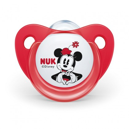 NUK Disney Mickey & Minnie (0-6) months Soothers