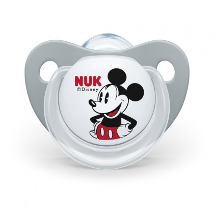 NUK Disney Mickey & Minnie (6-18) months Soothers
