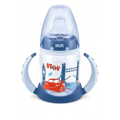 NUK First Choice Disney Cars Learner Bottle 150ml