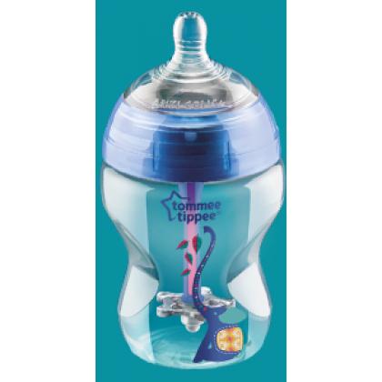 Tommee Tippee Advanced Anti-Colic Newborn Starter Set Blue